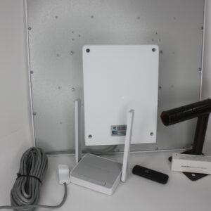 """Комплект для интернета Антенна """"MWtech""""М20 BOX+ USB Модем 3G/4G """"Huawei""""+ Wi-Fi роутер Keenetic 4G"""